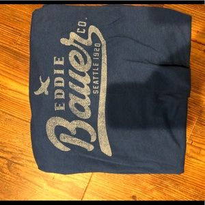Eddie Bauer XL Graphic Tee